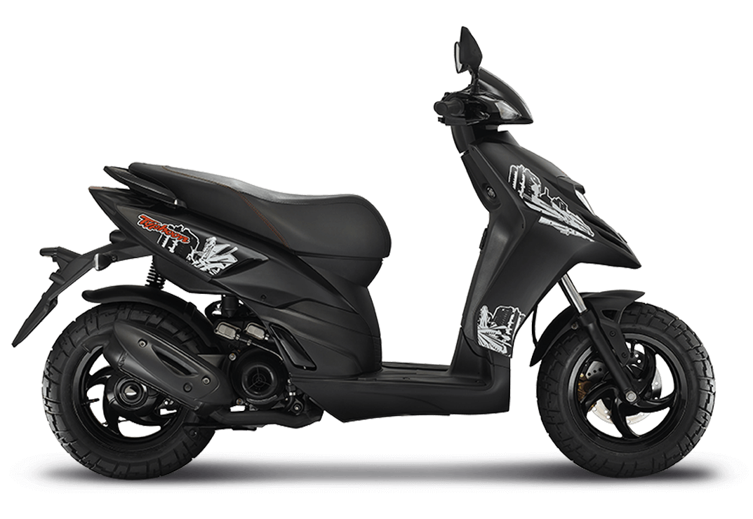 Scooter Piaggio Typhon noir
